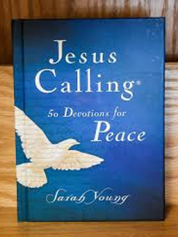 Jesus Calling for Peace
