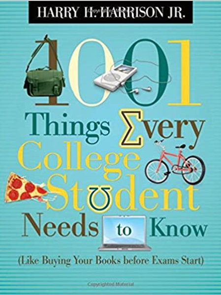 1001 Things for College Students