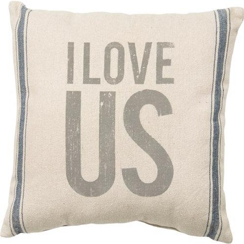 Love Us Pillow