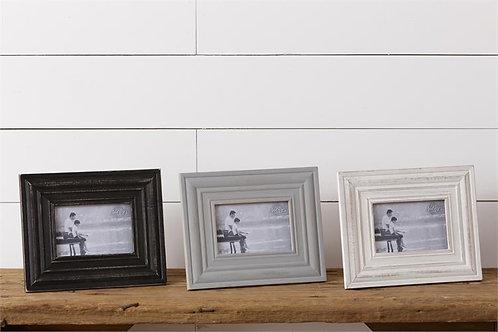 Distressed 4x6 Wood Frame