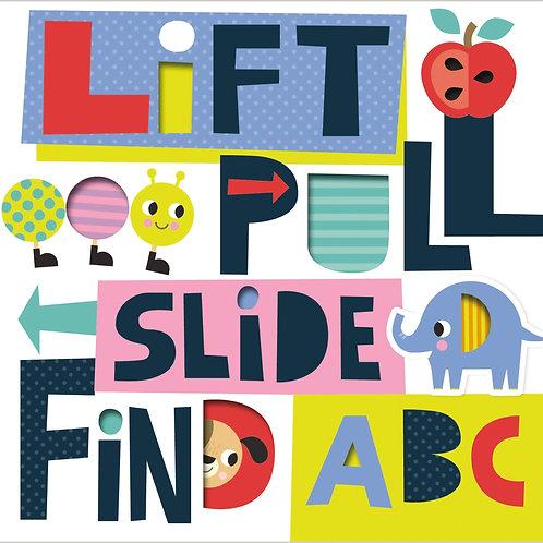 Fun Find ABC Book