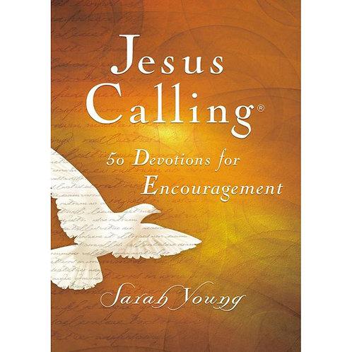 Jesus Calling for Encouragement