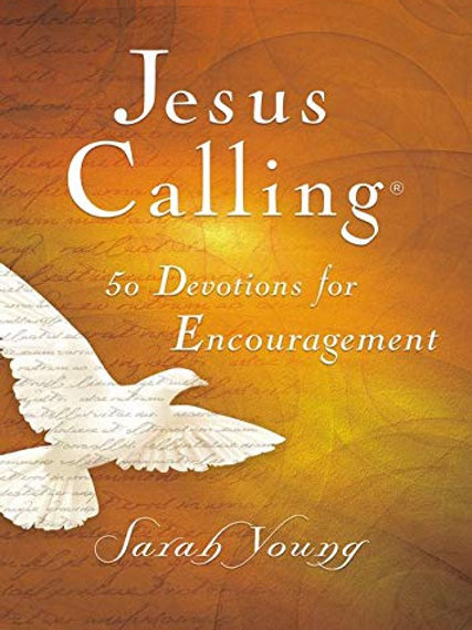 Jesus Calling for Encouragement