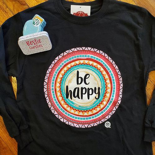 Be Happy Girl!