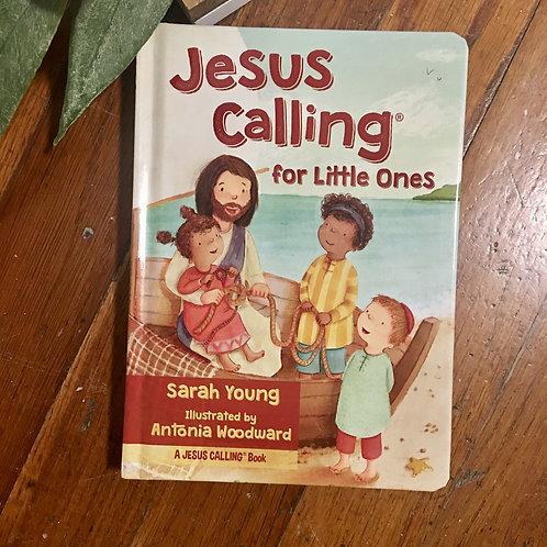 Jesus Calling for Littles