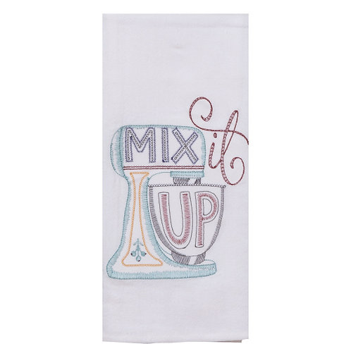 Mix It Up Towel