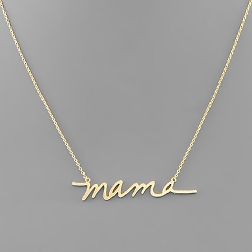 Necklace for Mama