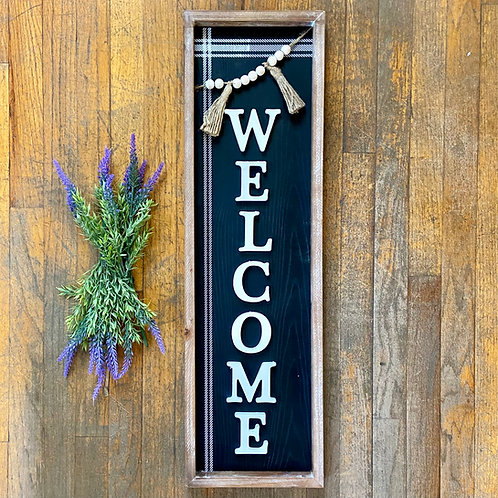 Welcome with Beads