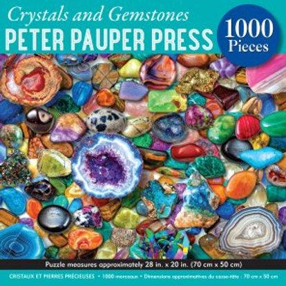 Crystals & Gemstones Puzzle