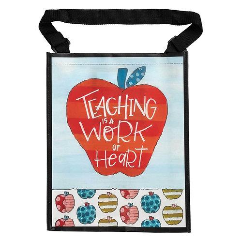 Teaching Heart Tote