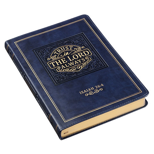 Trust The Lord Journal