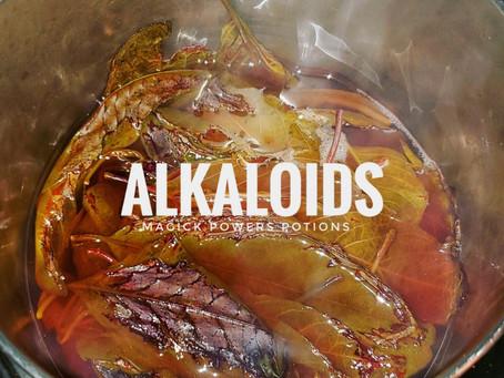 Ruby Red Alkaloids