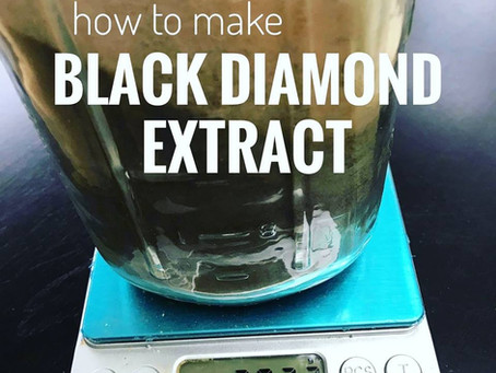 How to Make Black Diamond Kratom Extract