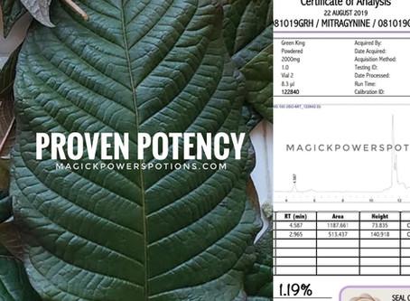 Proven Potency at 1 Year