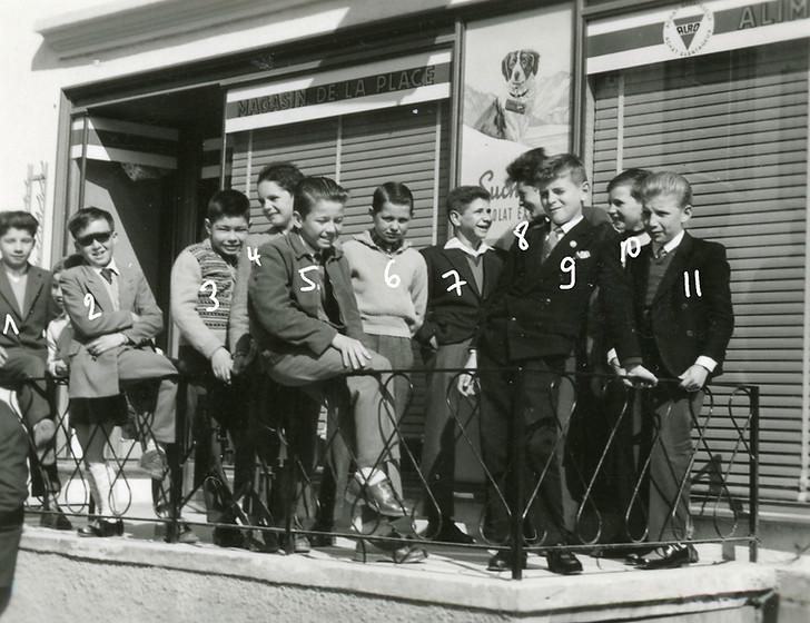 1939  Fonds Louis Rossier