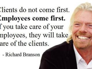 Digitaler Fokus auf Kosten der Mitarbeiter. Aufwachen bitte! Put your Staff 1st!