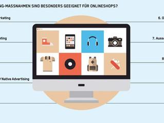 Suchmaschinenmarketing - der wichtigste Treiber für Online-Shops.