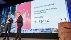 Effecto, stolzer Presenting Partner RETAIL AWARD 2018.