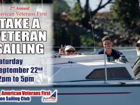 Free Transportation To Veterans Sailing Event