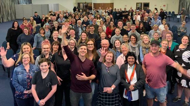 Osher's mental health forum a great success