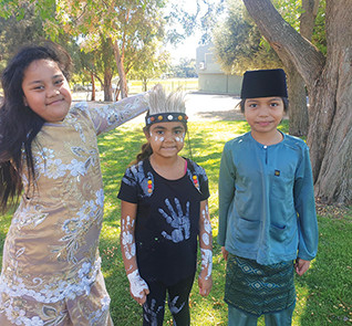Multicultural Day at Robinvale College