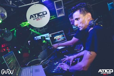 2º Aniversario Atico Live