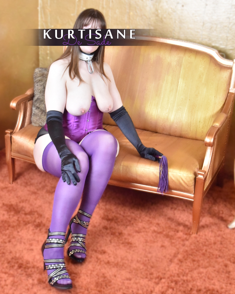 Kurtisane de Sade 2018