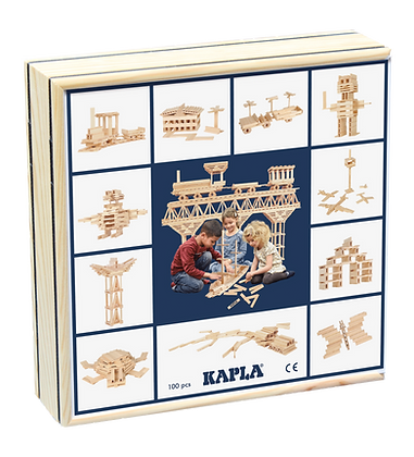 KAPLA 100 - THE DISCOVERY PACK