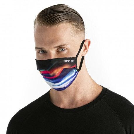 Code 22 - Social Mask