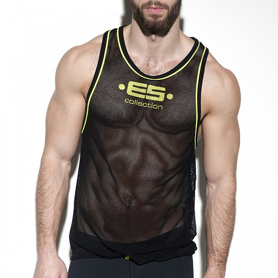 ES Collection - Detail Contrast Tank Top