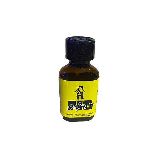 Pig Leather Cleaner - 24 ml
