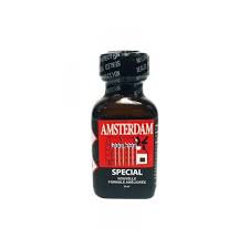 Amsterdam Special  Leather Cleaner - 24 ml