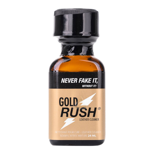 Gold Rush Leather Cleaner 24 ml