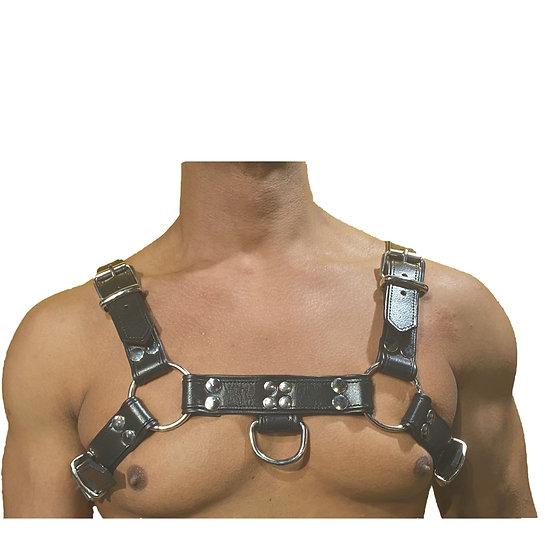 Borisboy Gladiator Leather Harness