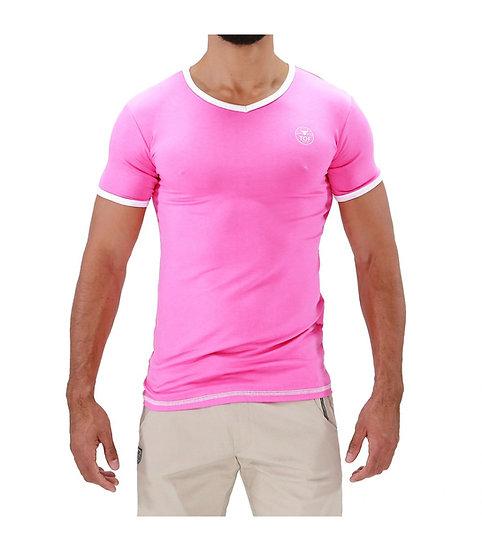 TOF Paris Hola T-Shirt Pink