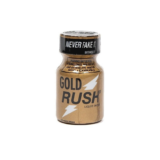 Gold Rush Leather Cleaner - 10 ml