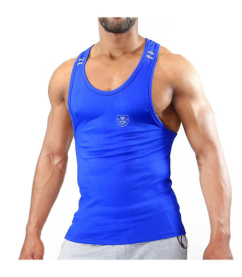 Tof Paris Carter Tank Top Blue
