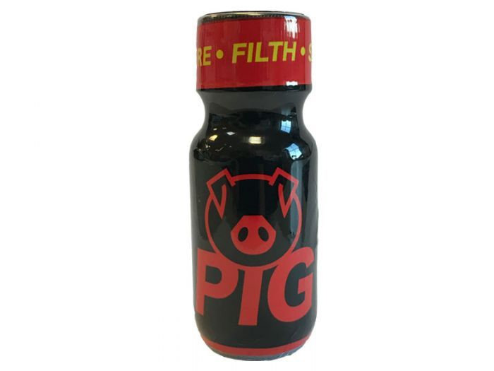 Pig Filth Leather Cleaner - 25 ml