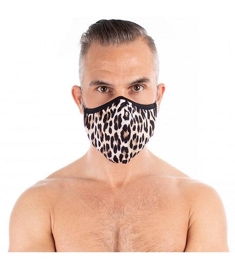 TOF Paris - Leopard Mask