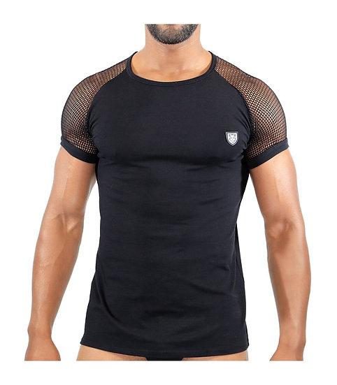 Tof Paris Davio T-shirts Black