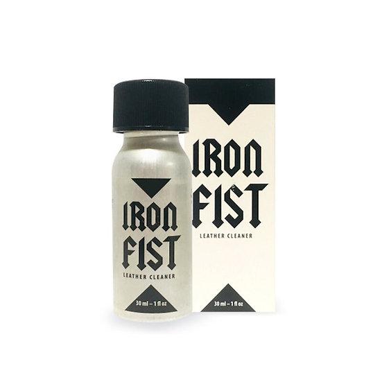 Iron Fist Leather Cleaner - 30 ml