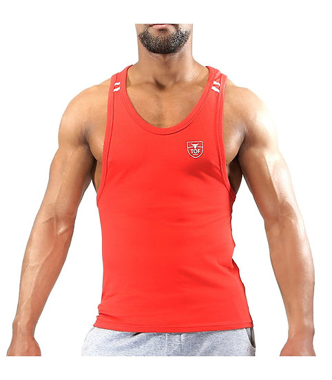 Tof Paris Carter Tank Top Red