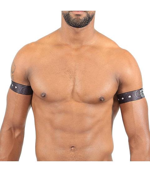 Tof Paris Biceps Bands Black