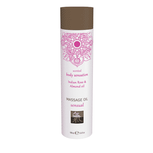 Shiatsu Sensual Massage Oil - 100 ml