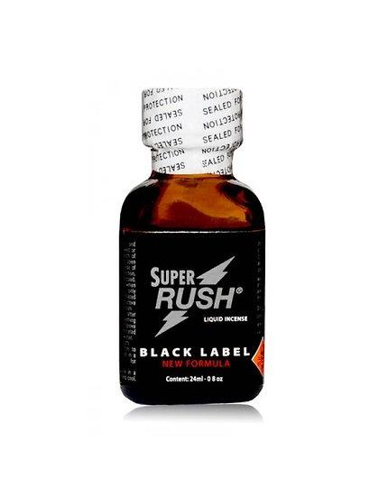 Super Rush Black Label Leather Cleaner - 24 ml