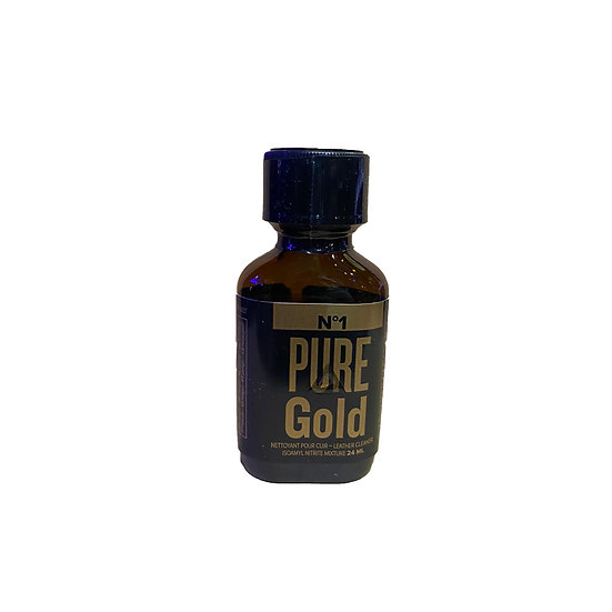 N°1 Pure Gold Leather Cleaner