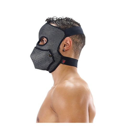 TOF Paris - 3D Fetish Mask