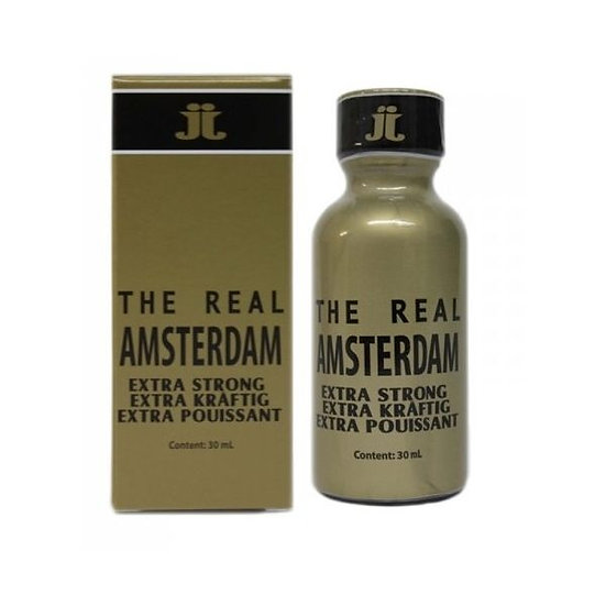 The Real Amsterdam - Extra Strong Leather Cleaner - 30 ml