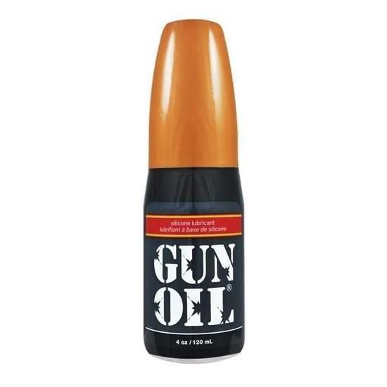 Gun Oil Silicone Lubricant - 120 ml