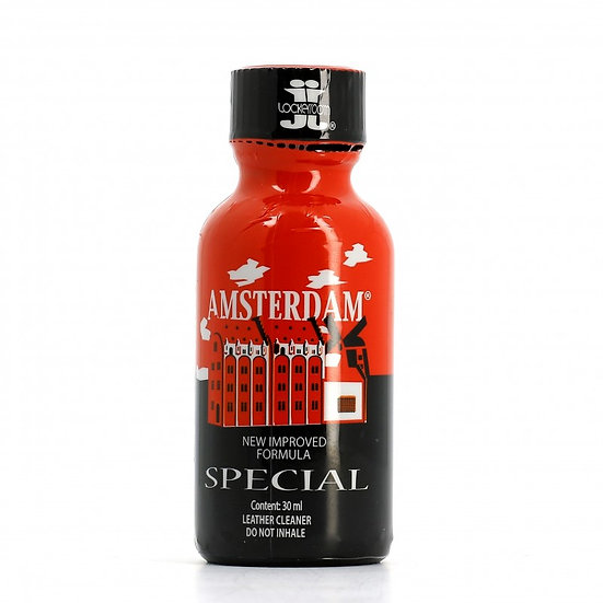 Amsterdam Special Leather Cleaner - 30 ml